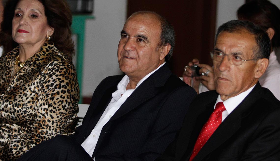 Franklin Lobos - 5 años después del rescate de los 33 mineros chilenos