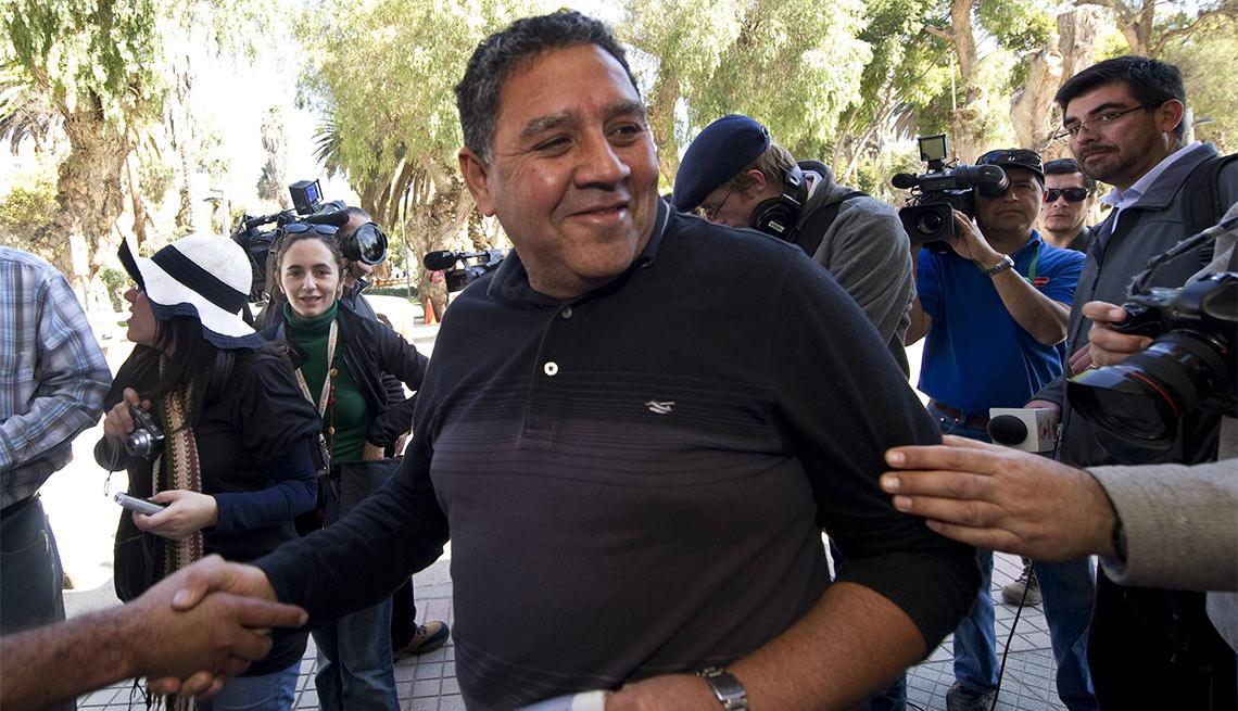 Luis Urzúa - 5 años después del rescate de los 33 mineros chilenos