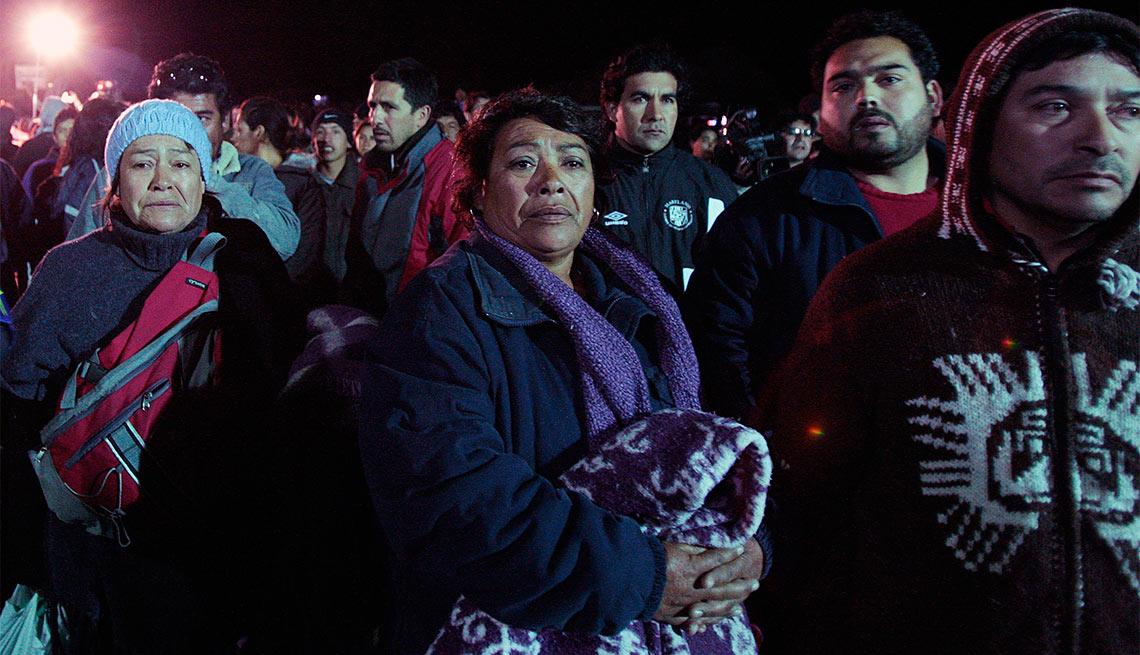 María Segovia - 5 años después del rescate de los 33 mineros chilenos