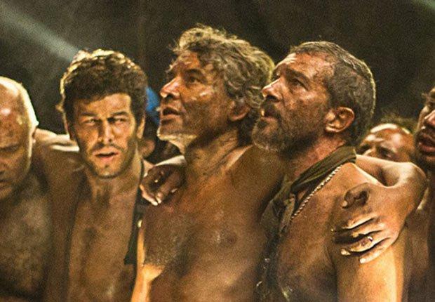 Alejandro Goic como Franklin Lobos en Los 33 - 5 años después del rescate de los 33 mineros chilenos