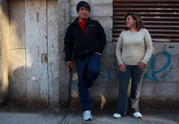 Darío Segovia - 5 años después del rescate de los 33 mineros chilenos