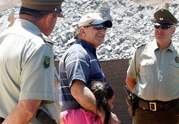 José Henríquez - 5 años después del rescate de los 33 mineros chilenos