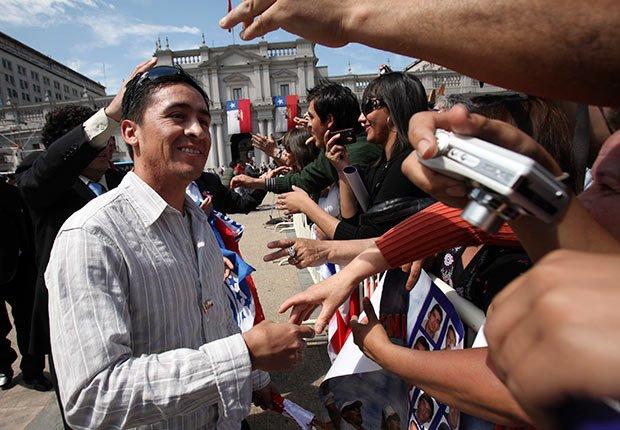 Ariel Ticona - 5 años después del rescate de los 33 mineros chilenos