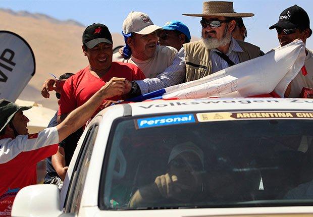 Jorge Galleguillos - 5 años después del rescate de los 33 mineros chilenos