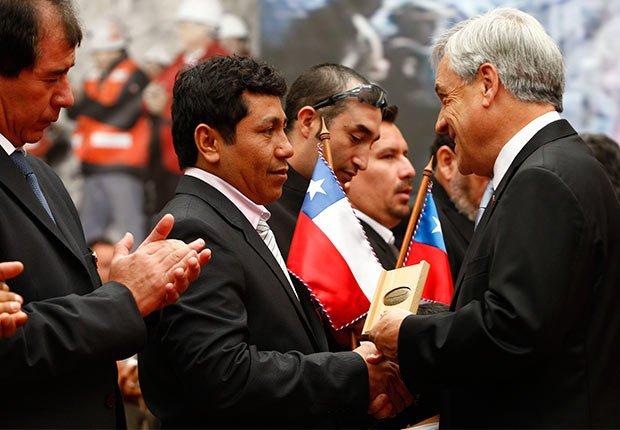 Víctor Zamora - 5 años después del rescate de los 33 mineros chilenos