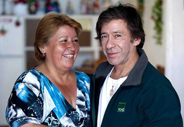 Yonni Barrios y Susana Valenzuela - 5 años después del rescate de los 33 mineros chilenos