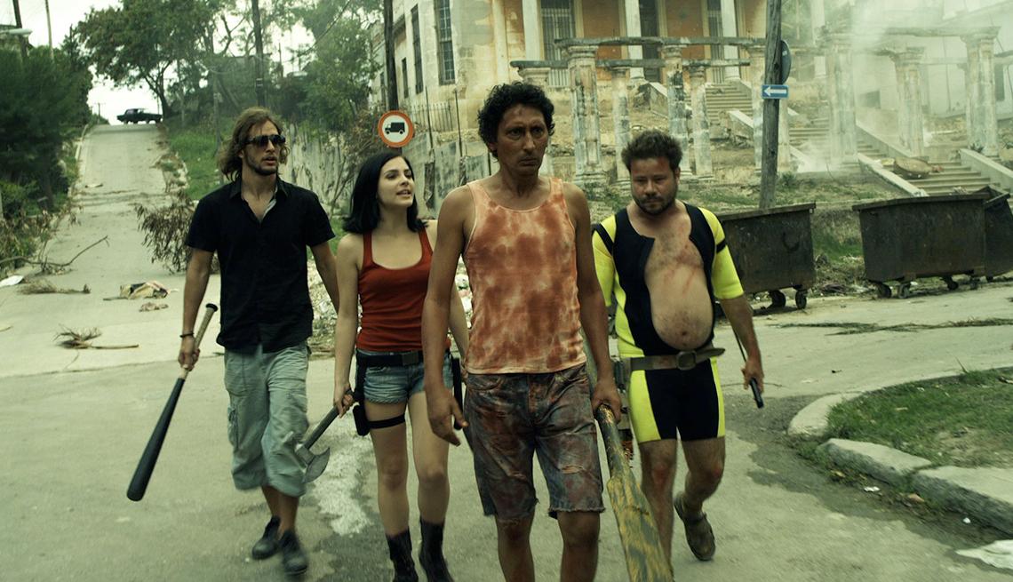 10 cintas clásicas de horror en español - Juan de los muertos (Cuba, 2010)