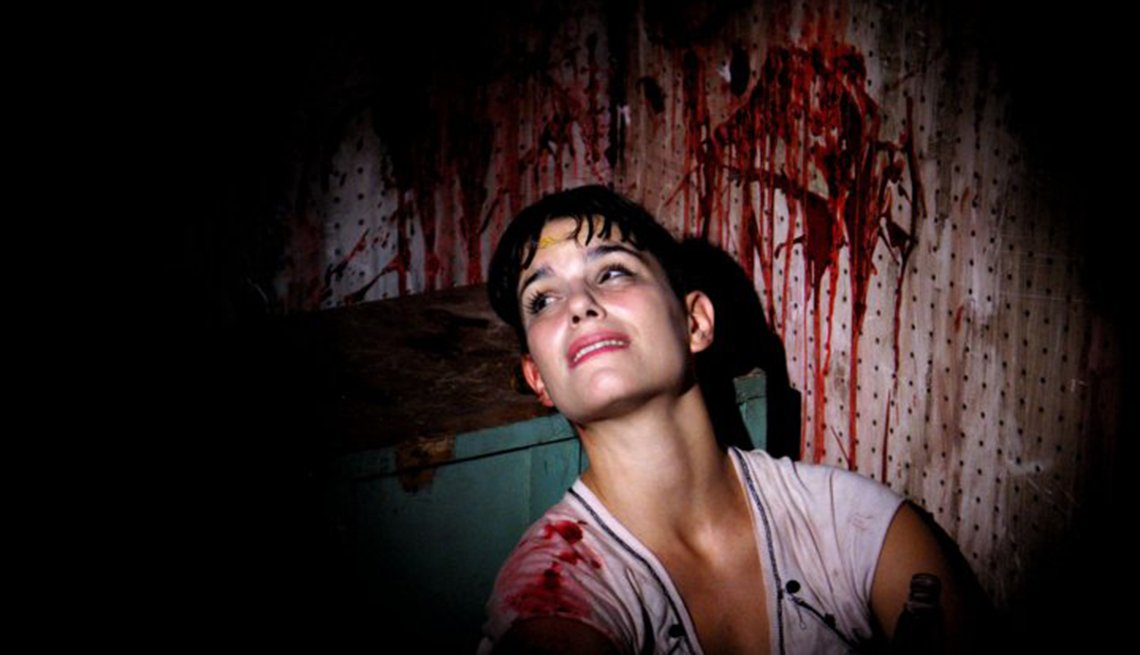 10 cintas clásicas de horror en español - Sudor frío (Argentina, 2011)