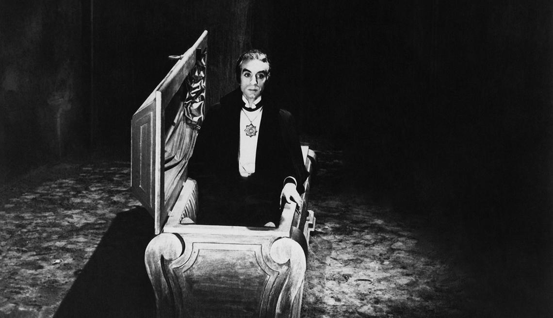 10 cintas clásicas de horror en español - El Vampiro (México, 1957)