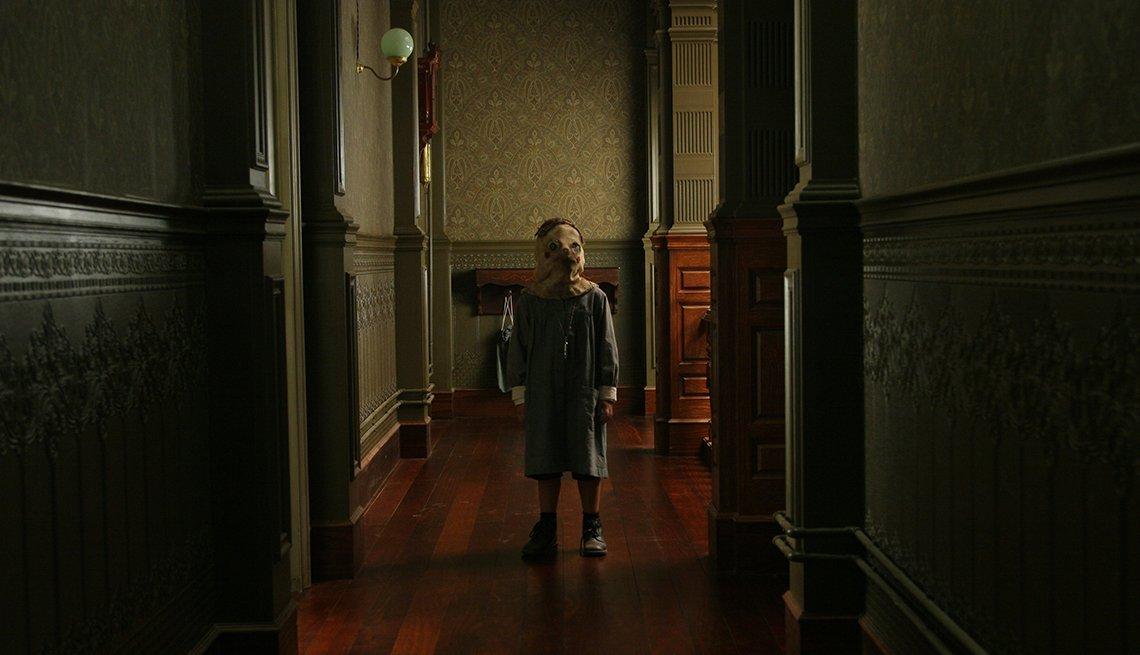 10 cintas clásicas de horror en español - El orfanato (España, 2007)