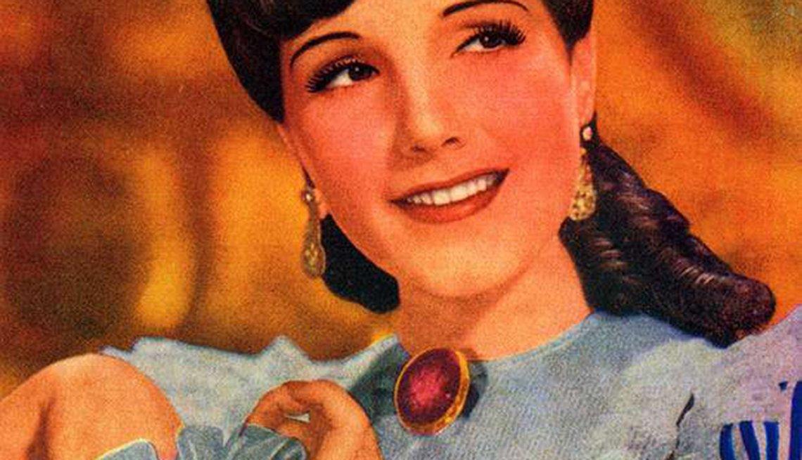 Chilenito/Gaucho sol (1926). Películas y discos de Libertad Lamarque