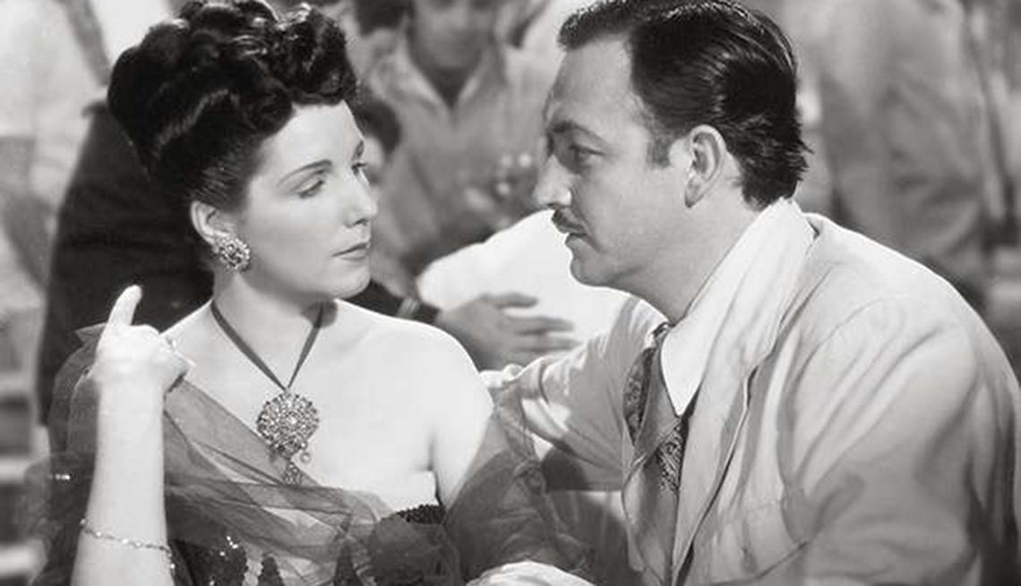 Gran casino (1947). Películas de Libertad Lamarque