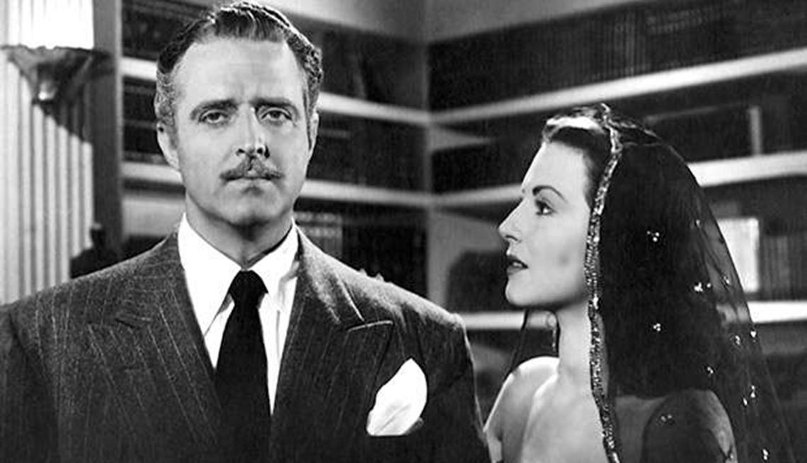 Soledad (1947). Películas de Libertad Lamarque