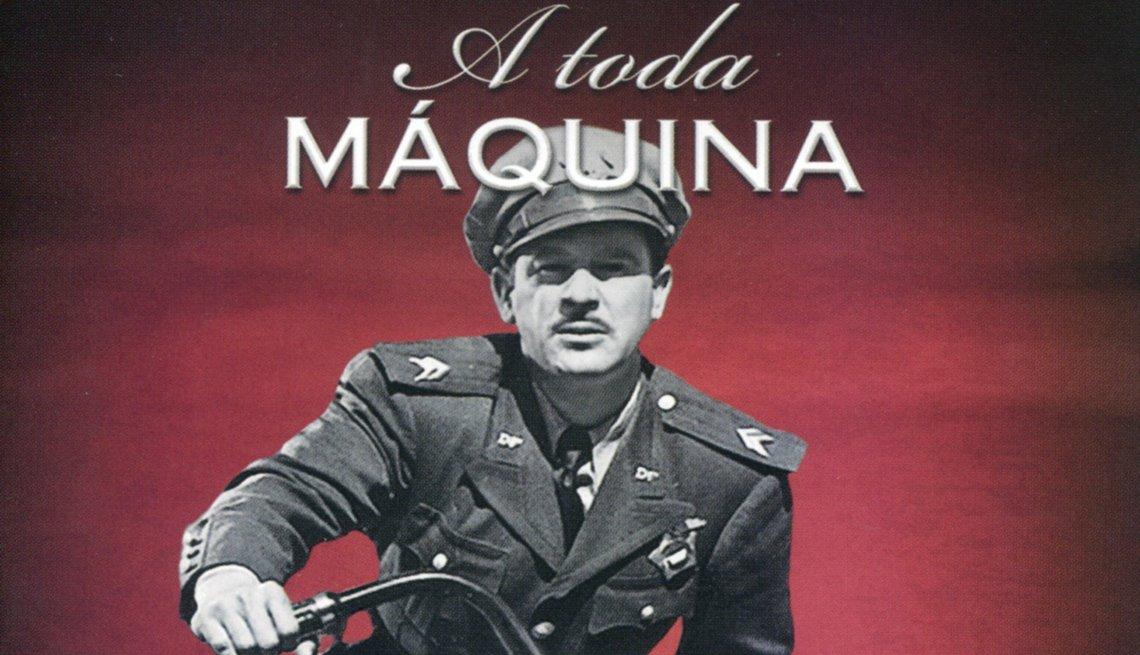 A toda máquina (1951). Pedro Infante y 10 de sus películas para la historia.