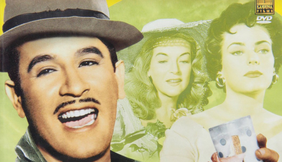 item 9 of Gallery image - Escuela de vagabundos (1955). Pedro Infante y 10 de sus películas para la historia.
