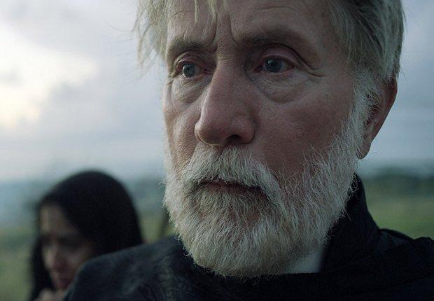 Martin Sheen en una escena de la película The Vessel.