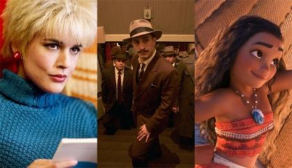 Estrenos de otoño. JULIETA, Adriana Ugarte. NERUDA, Gael García Bernal, y MOANA, de Disney