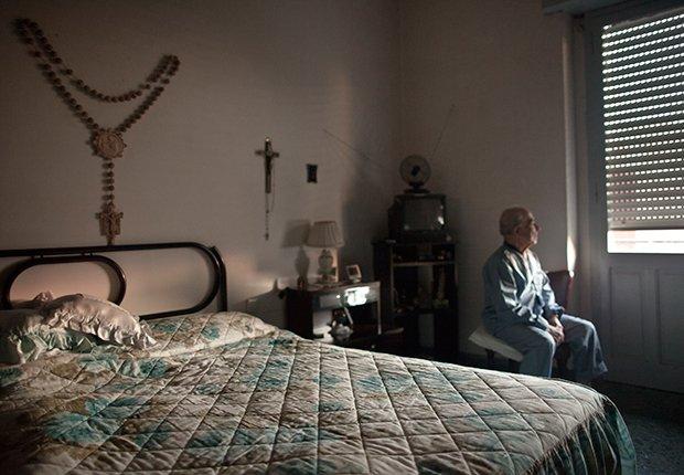 Imagen del documental Aquí Sigo