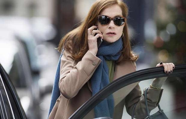 Isabelle Huppert en una escena de la película 'Elle'