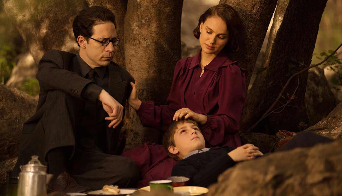 Escena de la película 'A Tale of Love and Darkness'