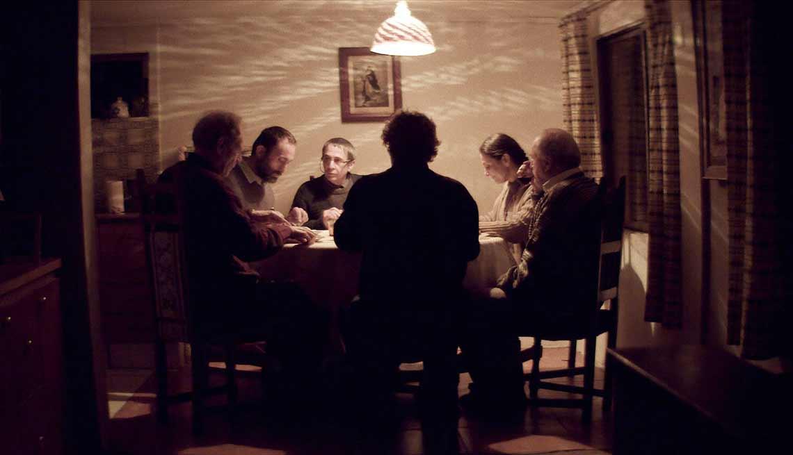 Escena de la película 'El Club'