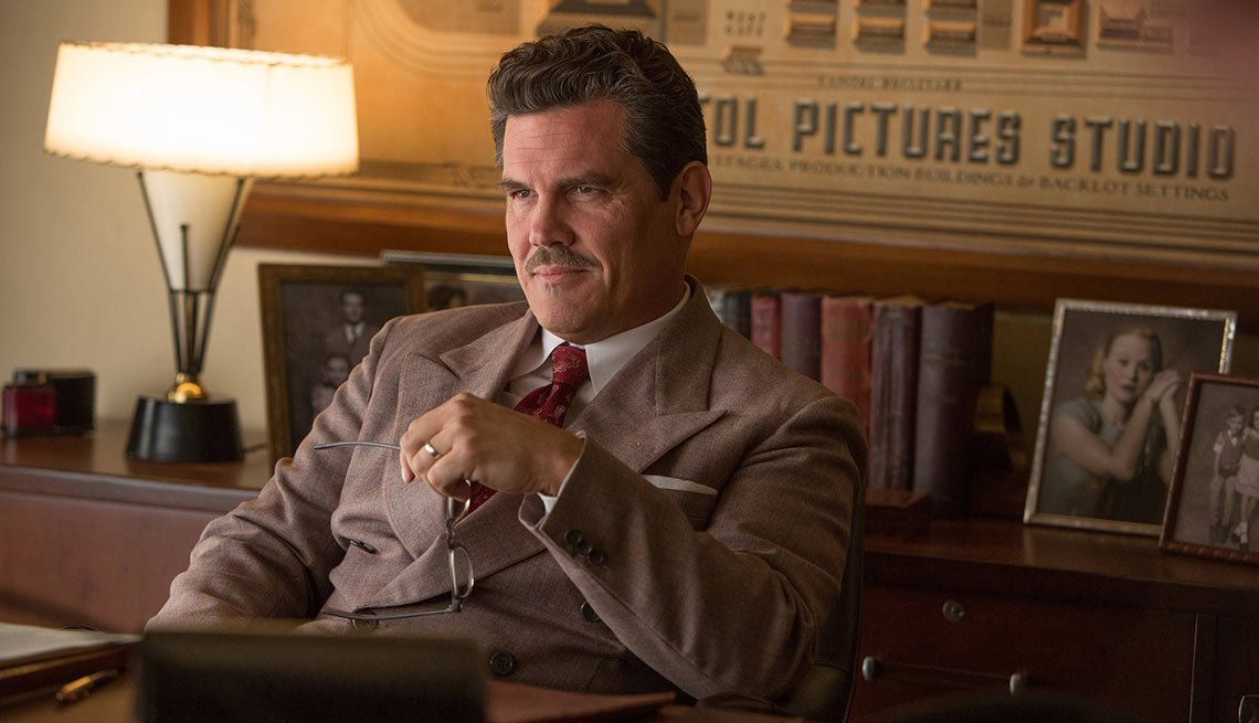 "Josh Brolin as Eddie Mannix in ""Hail, Caesar!"""