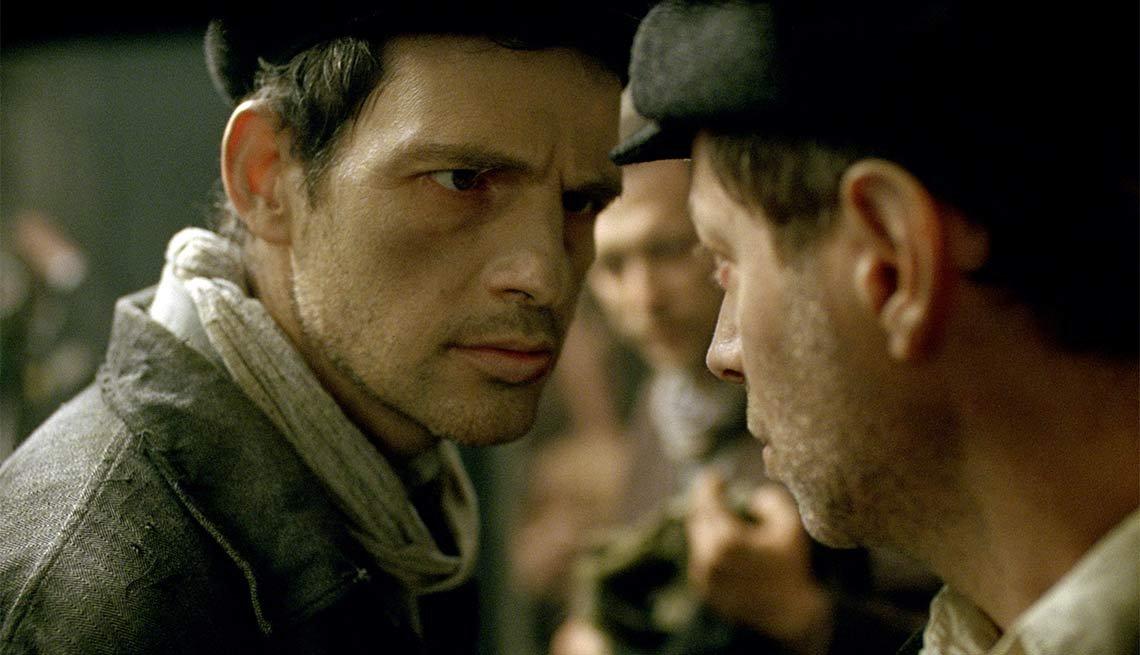 Escena de la película Son of Saul