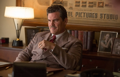 "Josh Brolin as Eddie Mannix in ""Hail, Caesar!"