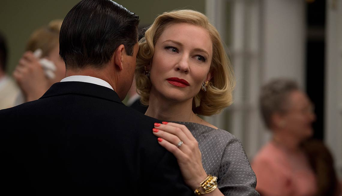 Cate Blanchett en una escena de 'Carol' - Predicciones al Oscar 2016
