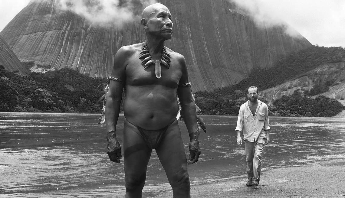 Escena de la película El abrazo de la serpiente - Predicciones del Oscar 2016