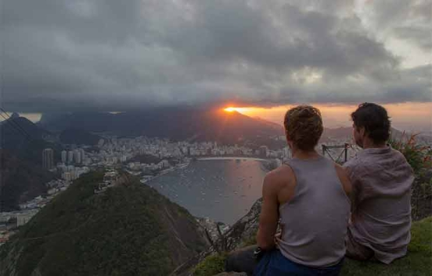 Escena de la película, Rio, I Love You