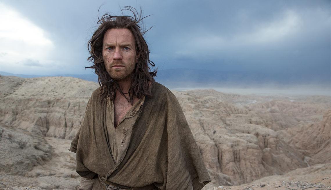 Ewan McGregor como Jesús en la película 'Last Days in the Desert' - Los últimos días en el desierto