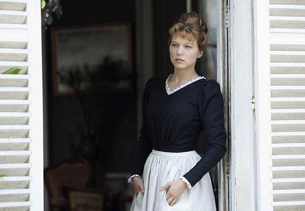 Lea Seydoux en 'Diary of a Chambermaid' - Películas para ver en los estrenos de verano 2016