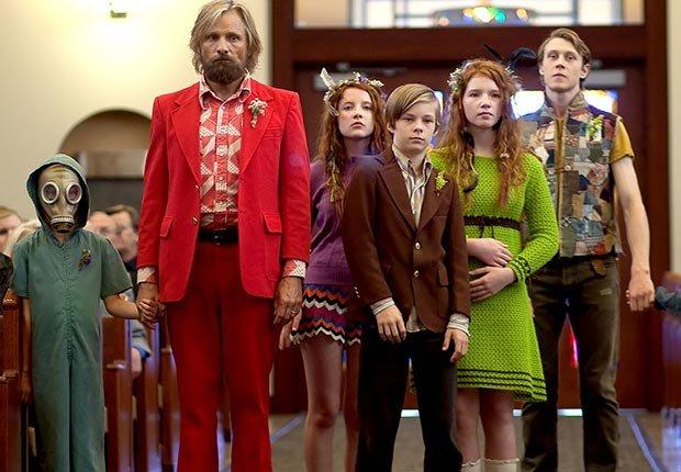 Captain Fantastic - Películas para ver en los estrenos de verano 2016