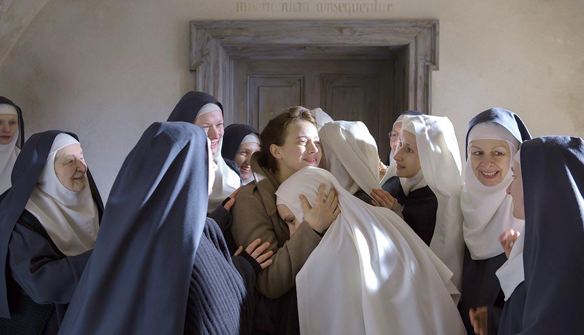 Escena de la película francesa The Innocents
