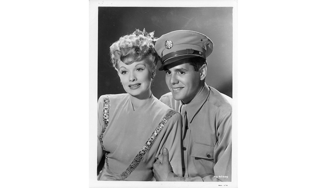 item 10 of Gallery image - Lucille Ball y Desi Arnaz