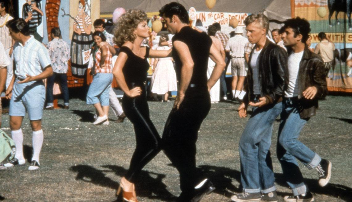 Las escenas musicales más románticas del cine - Grease