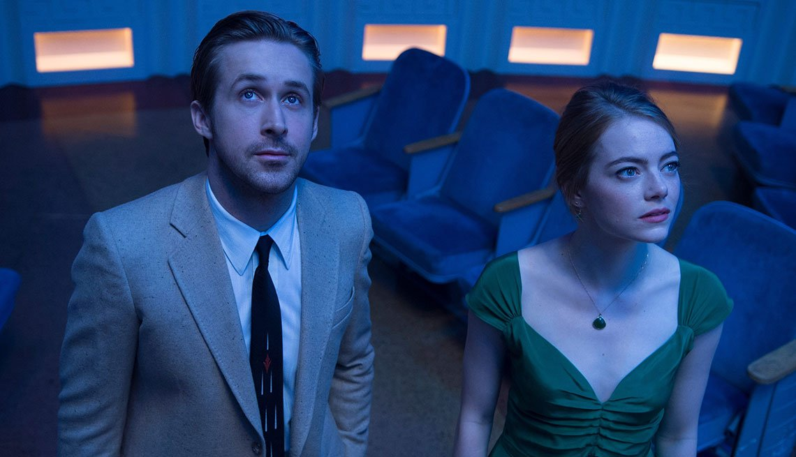 Las escenas musicales más románticas del cine - La La Land