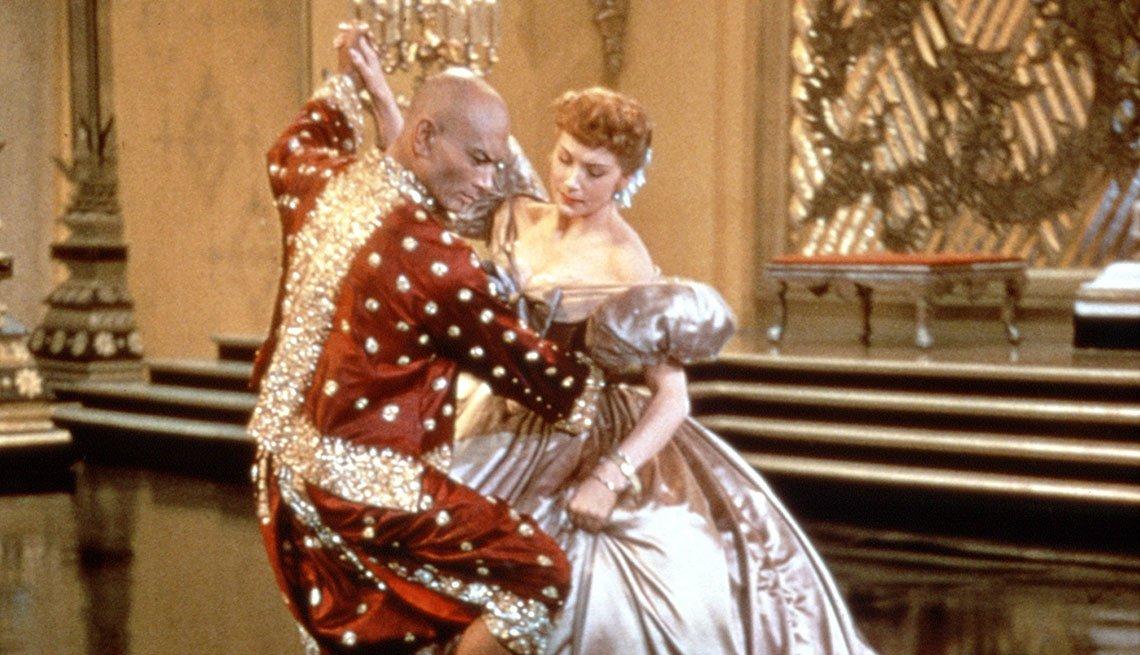 Las escenas musicales más románticas del cine - The King and I