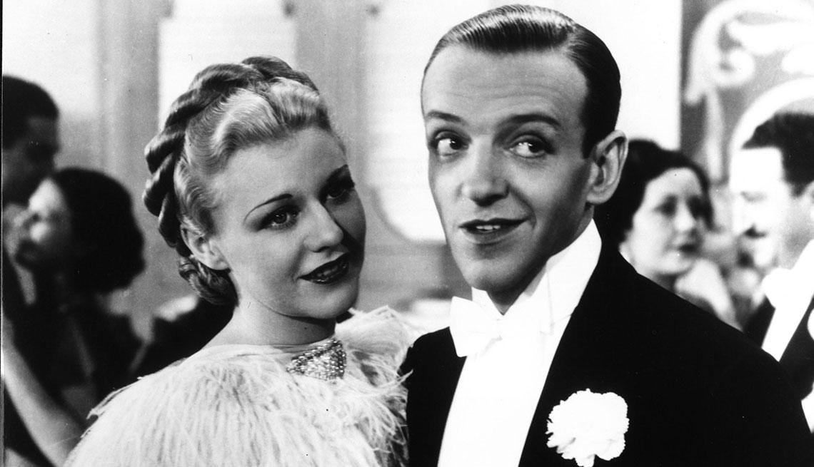 Las escenas musicales más románticas del cine - Top Hat