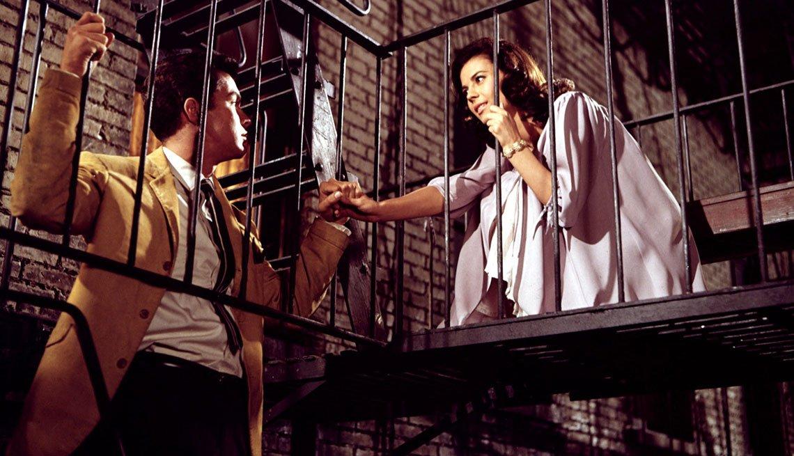 Las escenas musicales más románticas del cine - West Side Story
