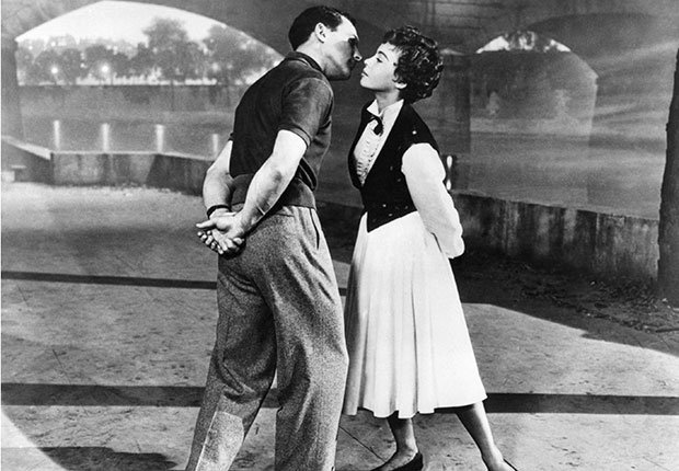 Las escenas musicales más románticas del cine - An American in Paris