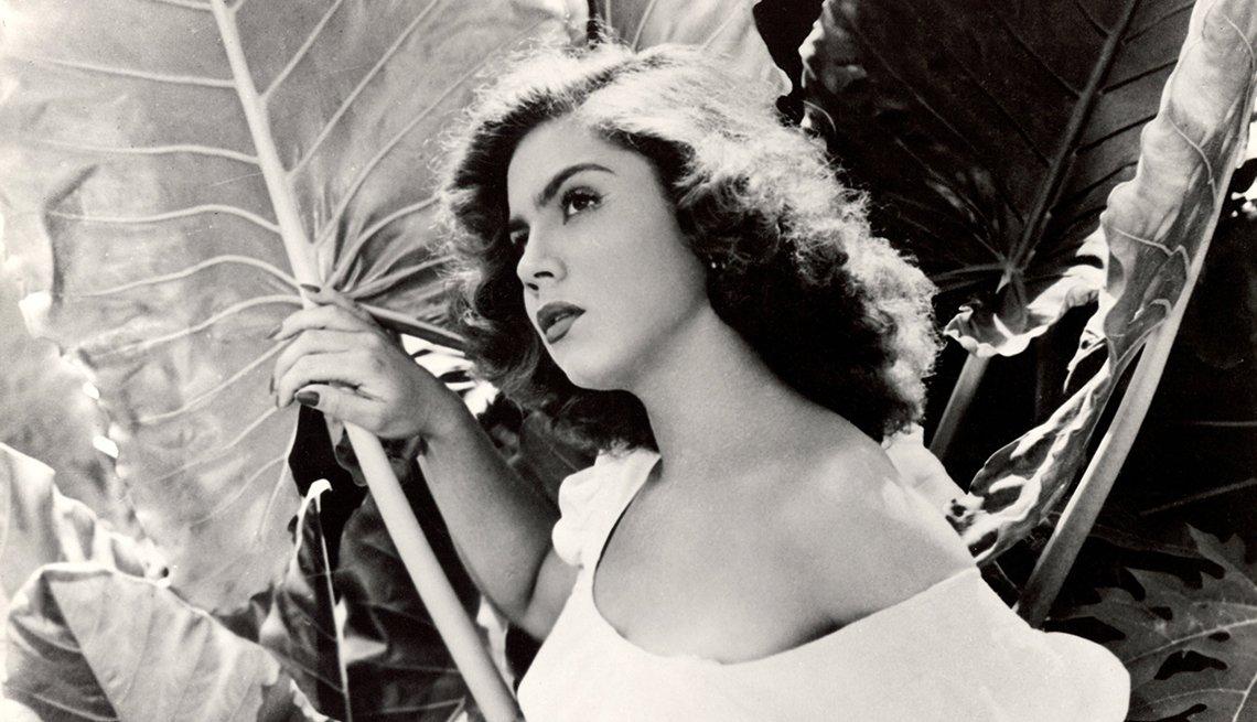 Retrato de Lilia Prado - Mujeres ícono del cine mexicano