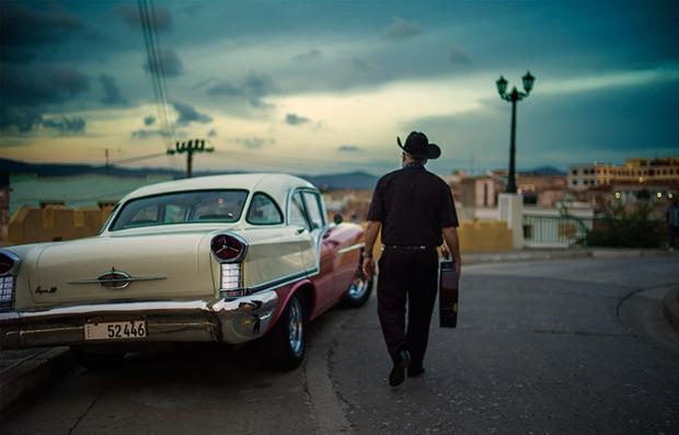 Escena del documental Buena Vista Social Club: Adiós