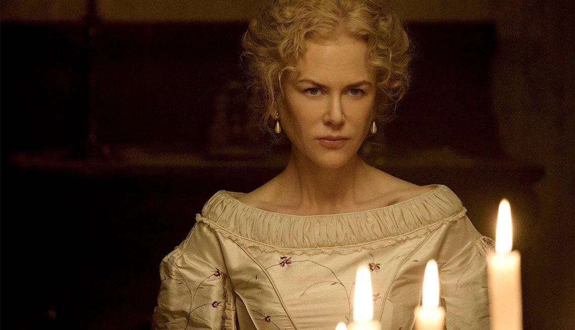 La actriz Nicole Kidman en una escena de 'The Beguiled'
