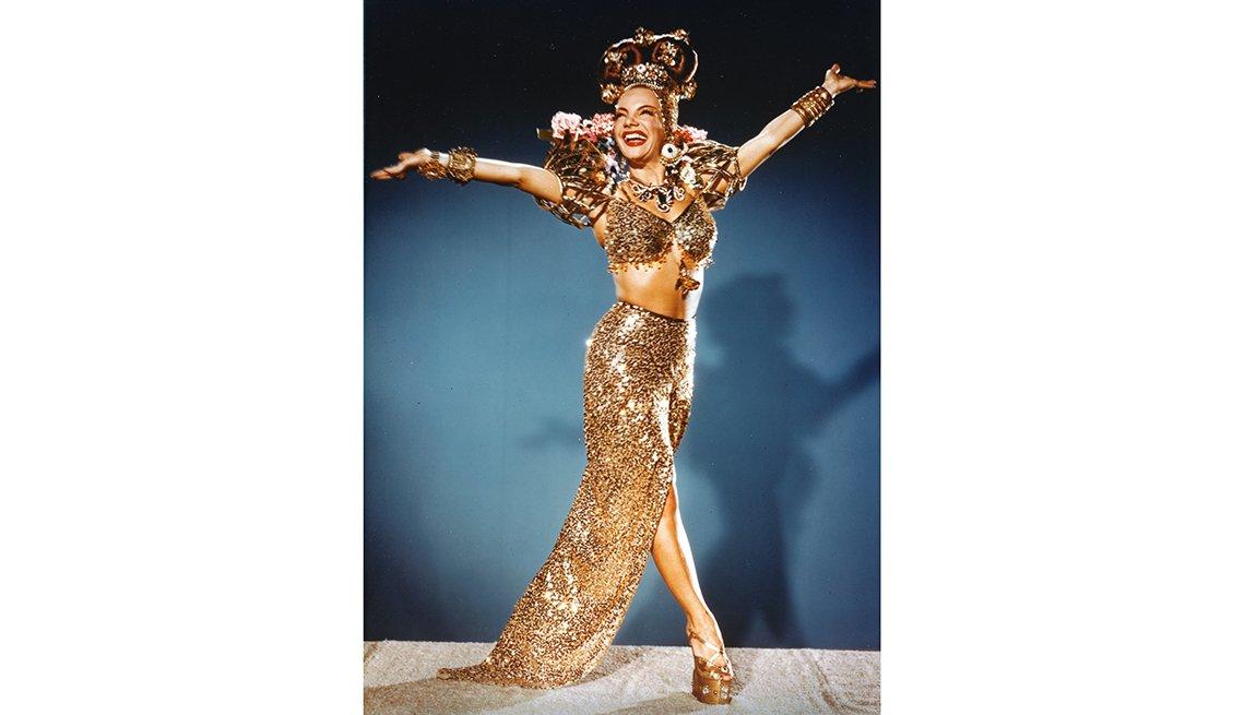 Carmen Miranda Intro