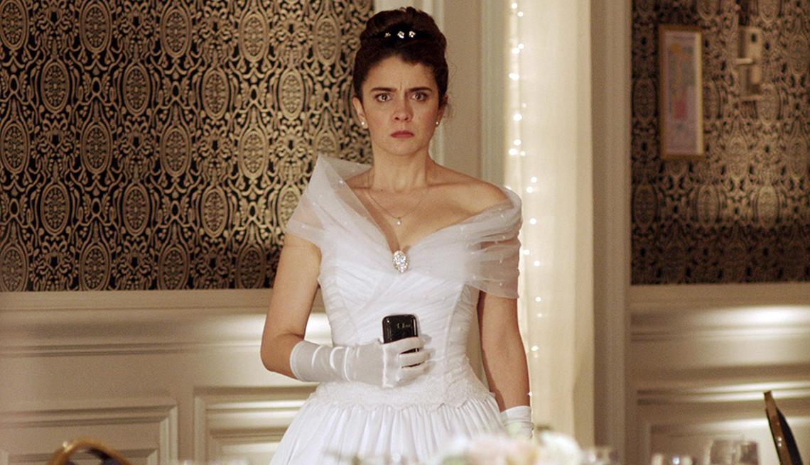 Érica Rivas, en la película Relatos Salvajes
