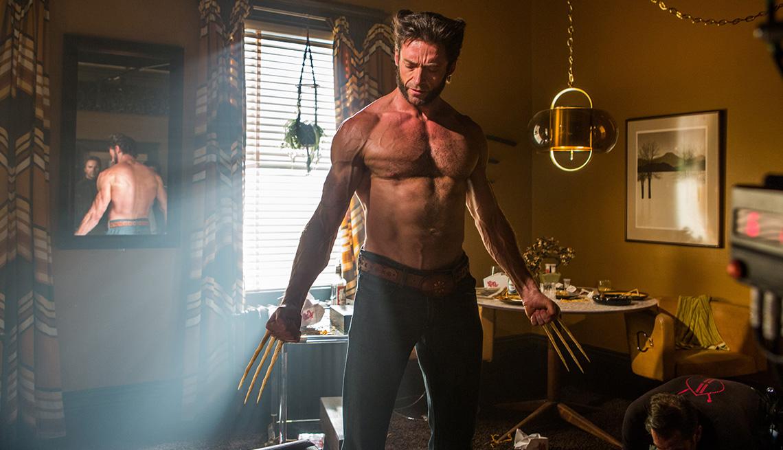 Hugh Jackman en un escena de 'X-Men: Days of the Future Past'.