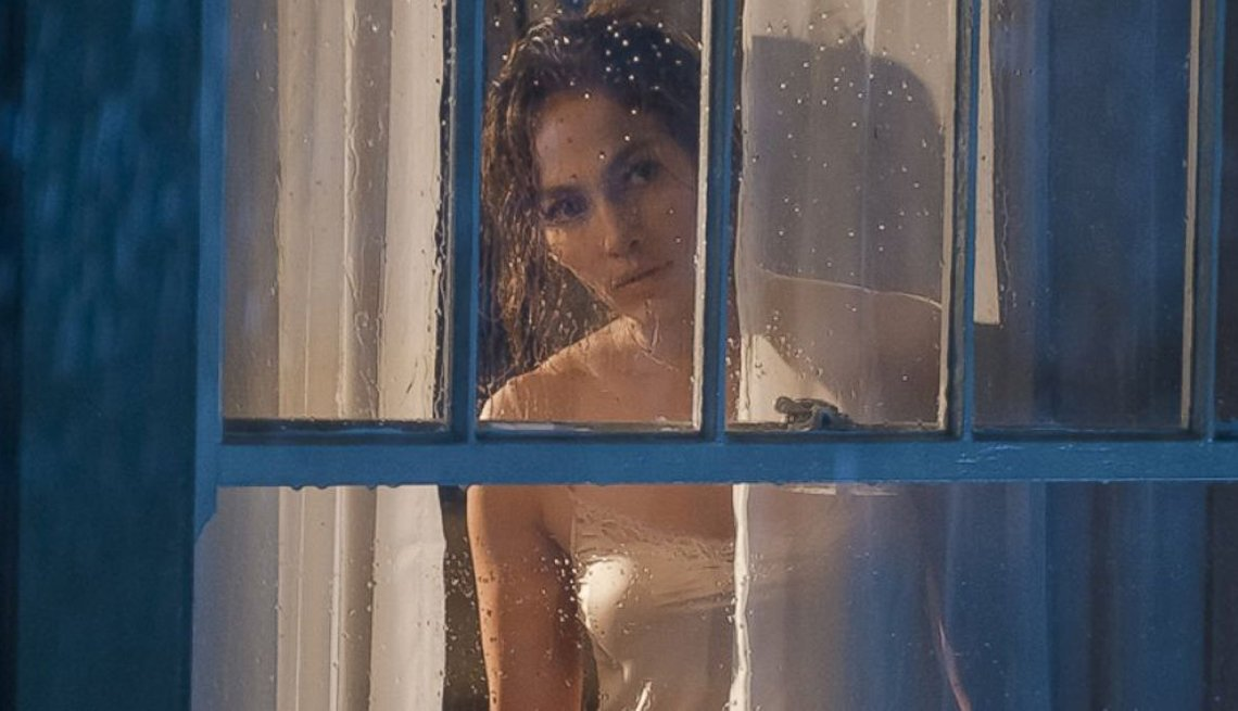 Jennifer Lopez, en la película The Boy Next Door