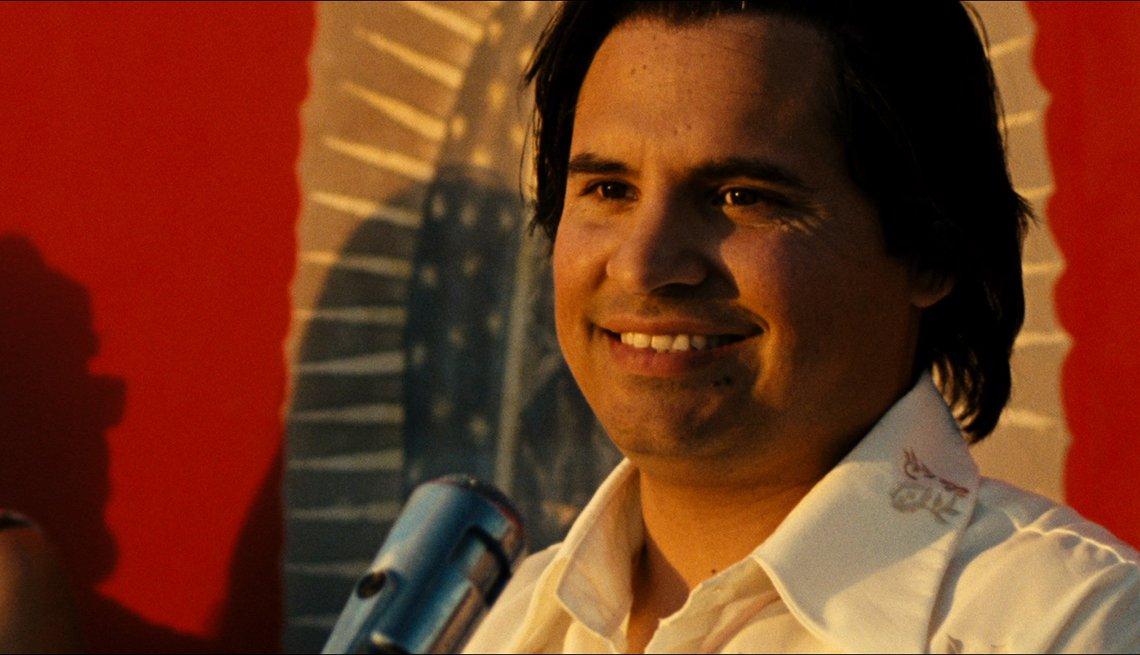 Michael Peña es el protagonista de la película 'César Chávez'.